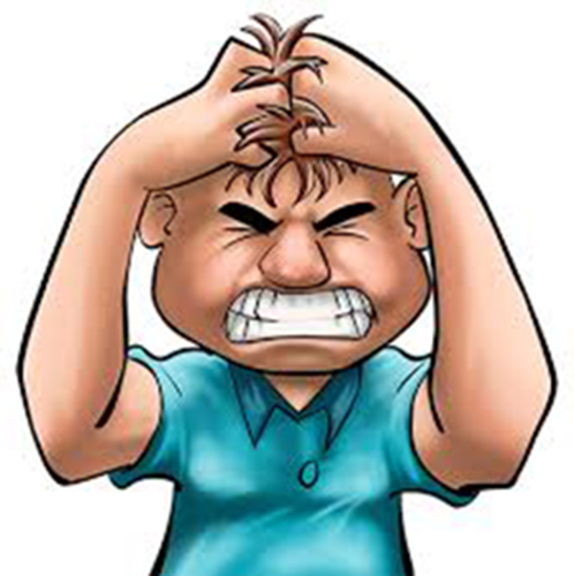 Nerves clipart stressed Stress Management