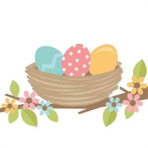 Nest clipart cute Best images this 90 Primavera