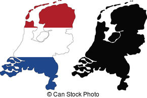 Netherlands clipart With and  royalty white