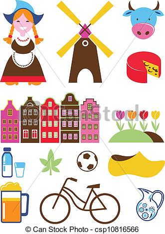 Netherlands clipart spring season Clipart cliparts Netherlands Symbols Dutch