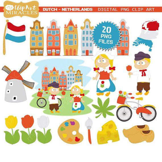 Netherlands clipart march break Download Watercolor on Leaves best