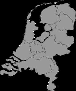 Netherlands clipart netherlands Art online Netherlands Map Clip