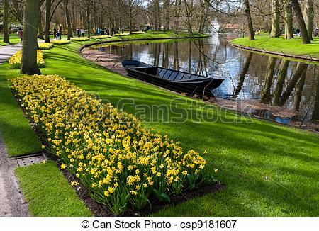 Netherlands clipart tulip garden Garden of Keukenhof beautiful