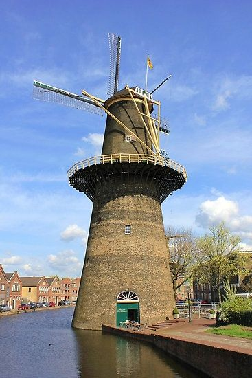 Netherlands clipart water mill About more on Mills Mills