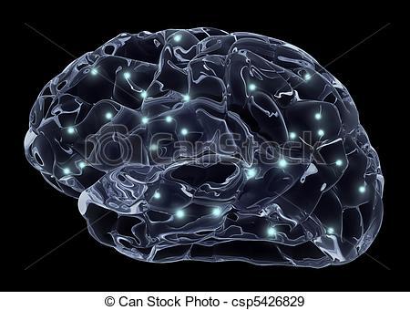 Neuron clipart psychology brain Download Clip Clip Brain Clipart