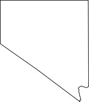 Nevada clipart Map 79 Size: Kb us