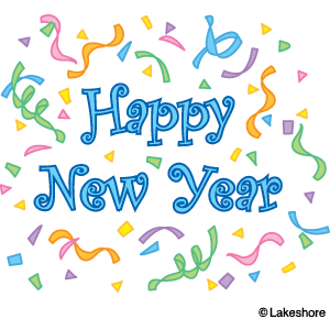 New Year clipart Happy Happy learning year clip