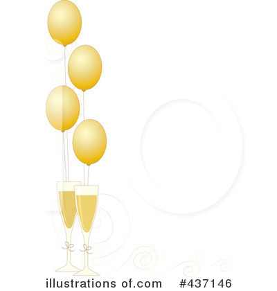 New Year clipart bell Stock Maria by by Illustration