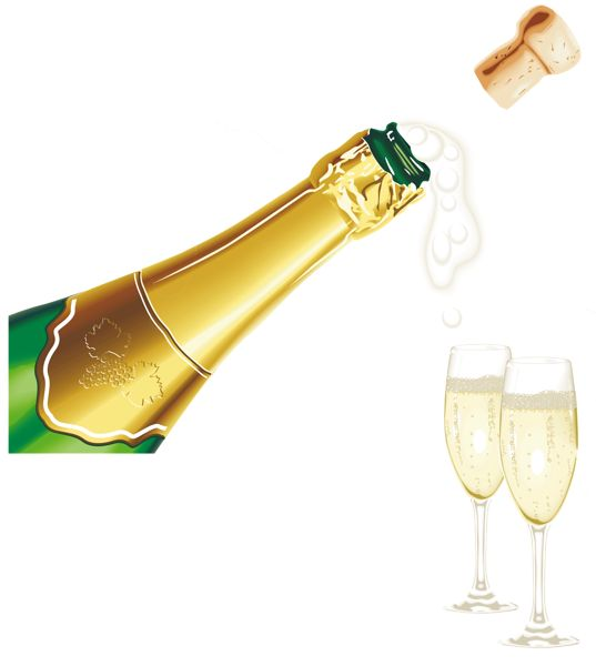 Champagne clipart drinking glass Ano Clipart Glasses on PNG