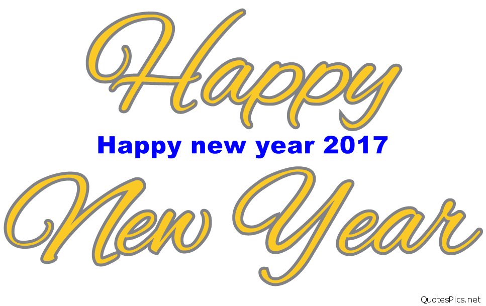 New Year clipart champange 2017 clipart Happy signs year