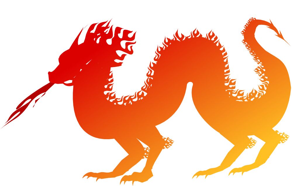 Chinese Dragon clipart chinese new year celebration Chinese art New Year dragon