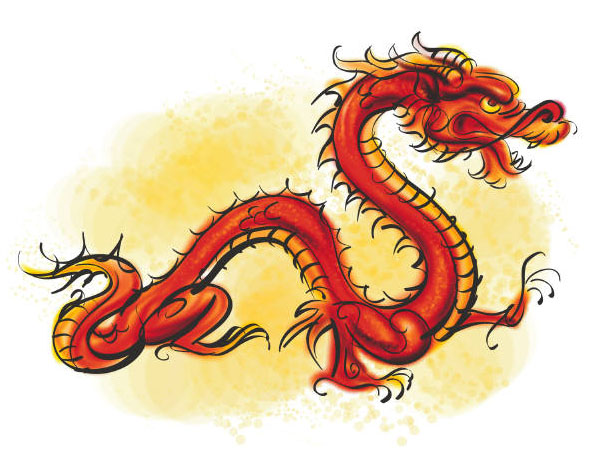 Chinese Dragon clipart chinese new year celebration Welcome Know Year The More