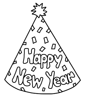 New Year clipart class party First: by Carrie Teaching Happy