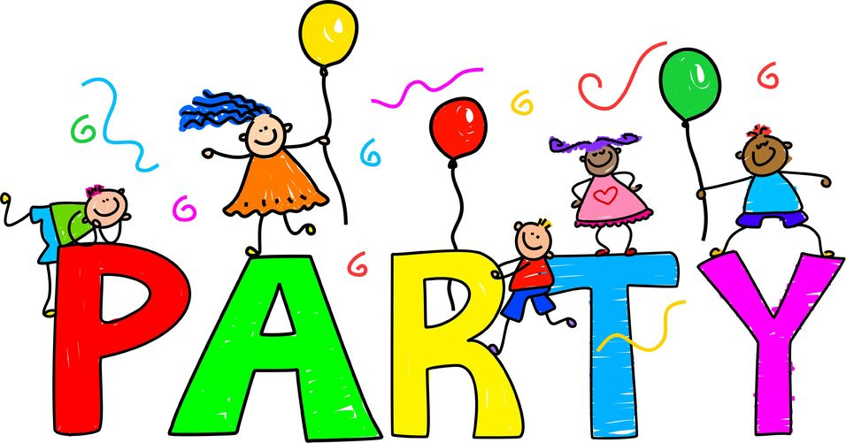 New Year clipart class party Blog: End 2nd Grade Party