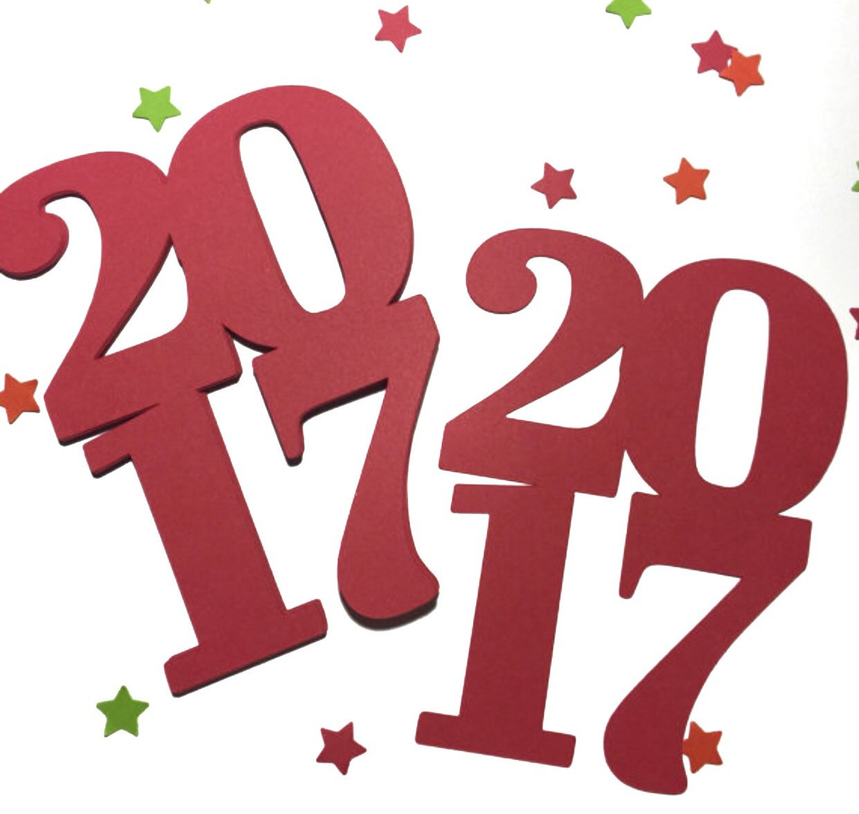 New Year clipart class party Set 4