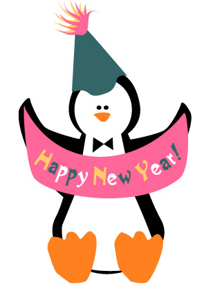 New Year clipart cute Clipart year year Cute Clipartix