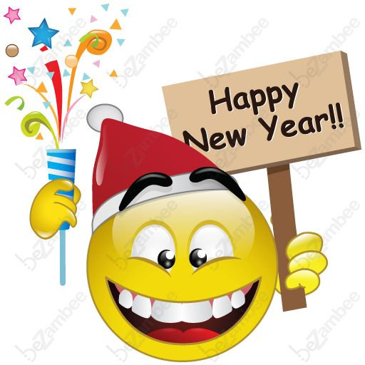 New Year clipart emoji Emojis images best happy s
