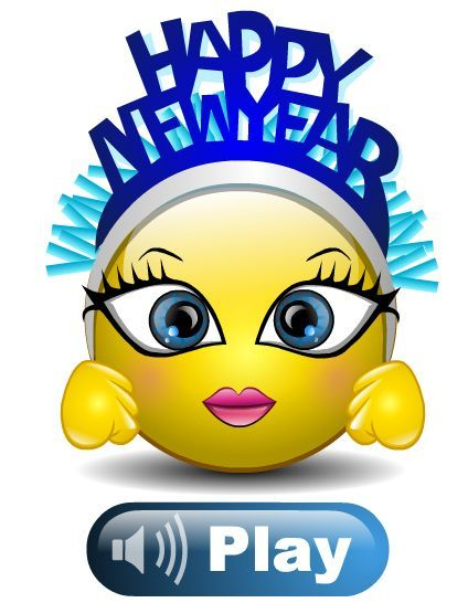 New Year clipart emoji Smiley central Pinterest smiley e28094