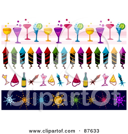 New Year clipart frame Clipart Year's Clip Art Year's