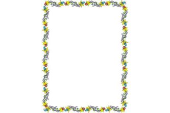 New Year clipart frame Years Clipart Border Year New