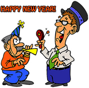Celebration clipart party person New Graphics Year New Free