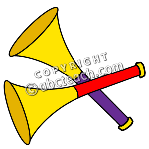 Party clipart party horn Horn Clipart Clipart Year New