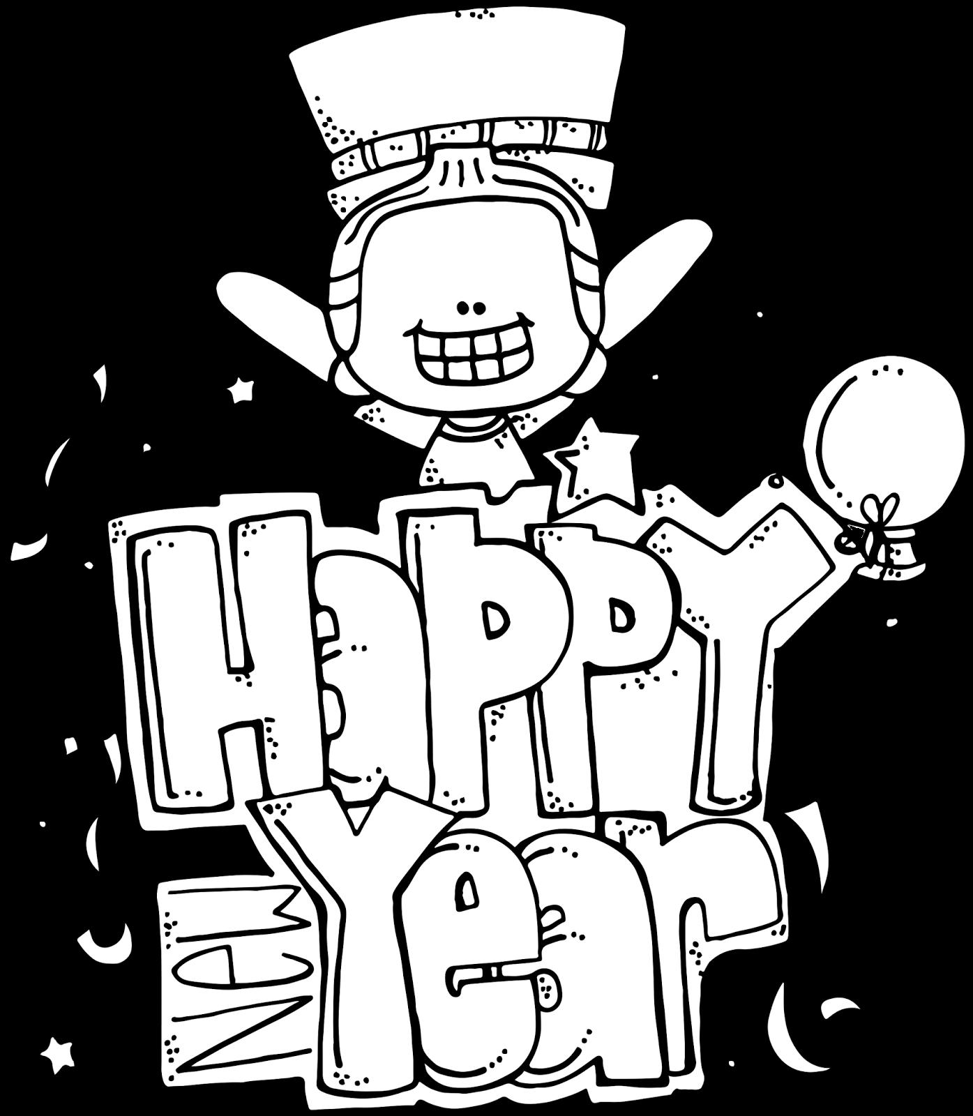 New Year clipart melonheadz Melonheadz  Melonheadz Ideas Freebie!!!!