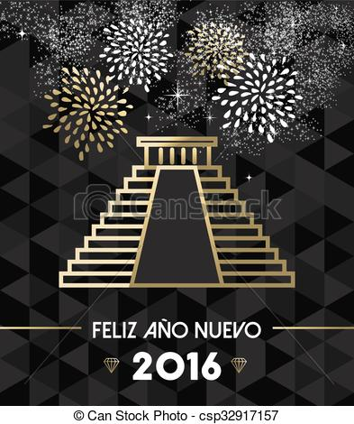 New Year clipart mexican Mexico travel Year 2016 csp32917157