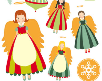 New Year clipart mexican Clipart Instant Clipart Christmas Hand