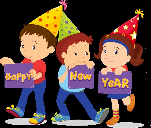 New Year clipart month january Of be first I'll Designs: