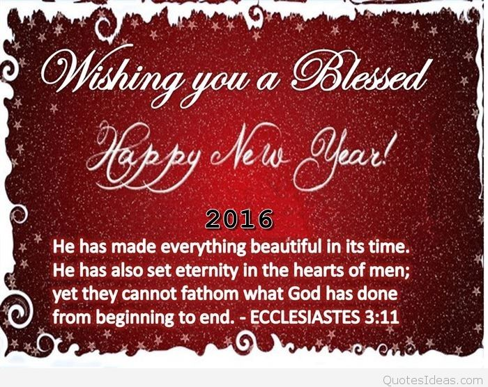 New Year clipart religious And best wishes Christian new