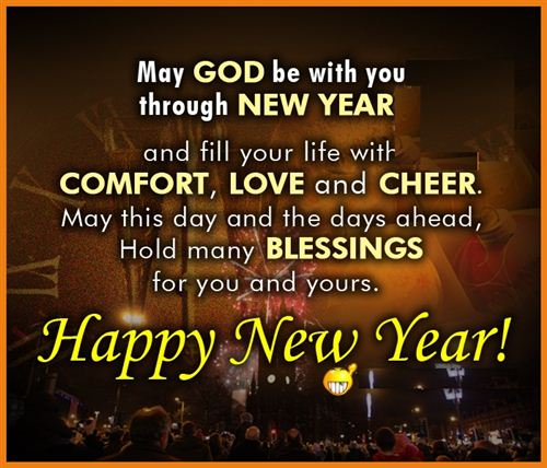 New Year clipart religious And A make new new