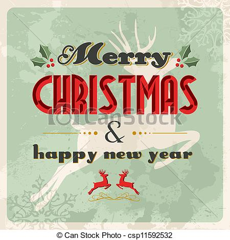 Merry Christmas clipart beer Merry christmas Vectors postcard postcard