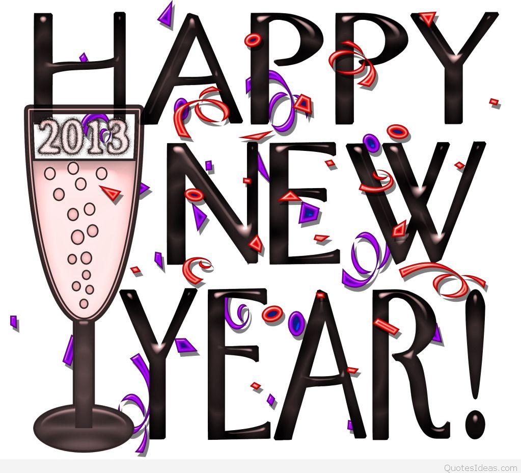 New Year clipart small New clip Happy 4 art
