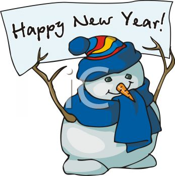 Small clipart happy new year Clipart Pin Year on about