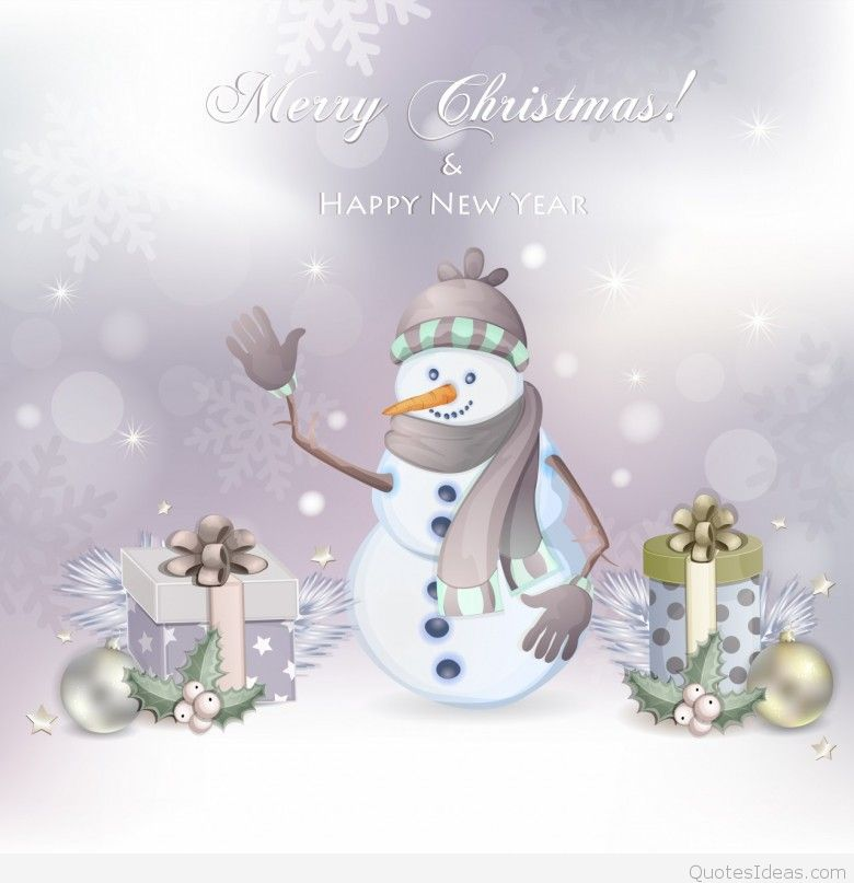 Snowman clipart new year Clip & happy new A_Toddler_Wearing_a_Happy_New_Year_Banner_and_Holding_a_Horn_Royalty_Free_Clipart_Picture_100915