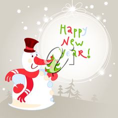 Snowman clipart new year # New Clipart Clip Art