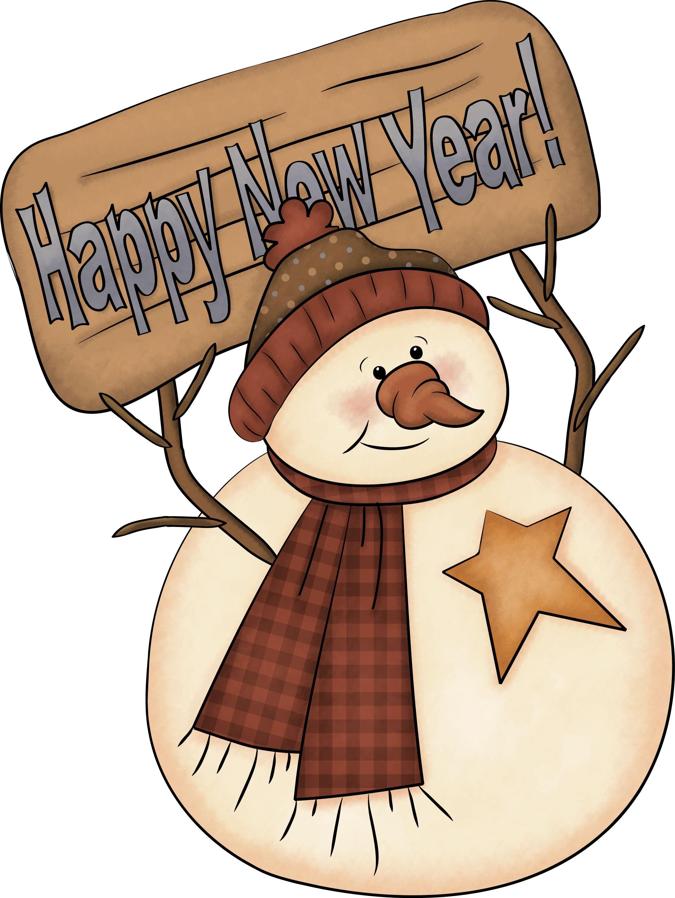 Snowman clipart new year Snowman Clipart Zone Cliparts Snowman
