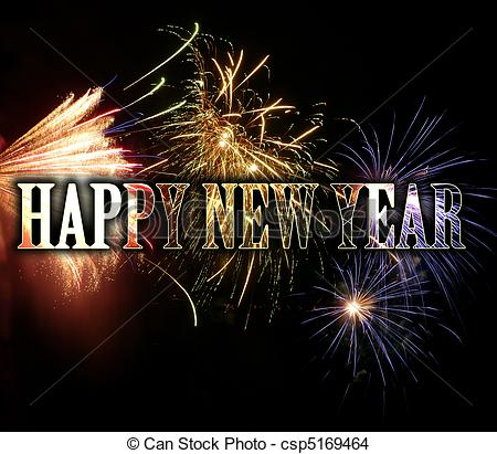 New Year clipart sparkler Year New csp5169464 that Year
