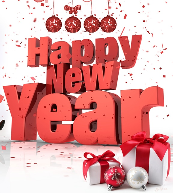 New Year clipart sparks – Marketing 2017 2017 New