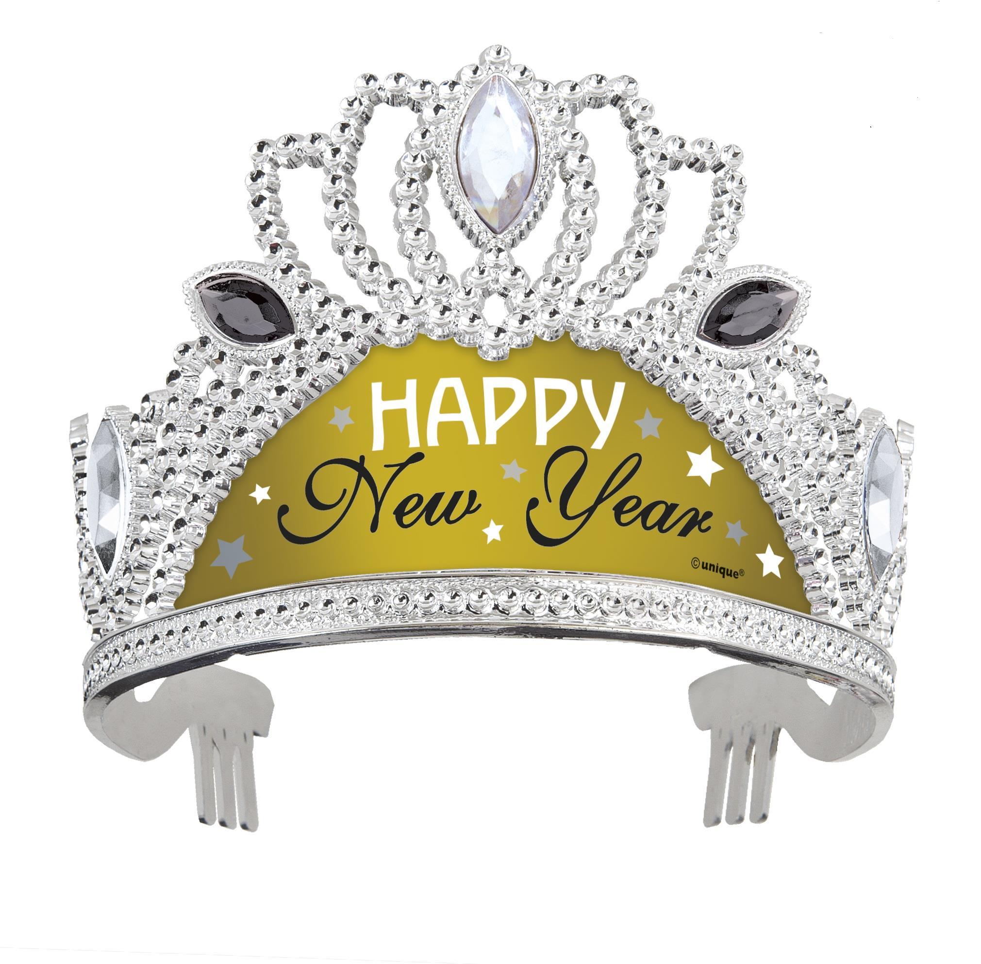 New Year clipart tiara Happy Jazzy New Year New