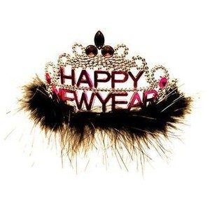 New Year clipart tiara Happy HAPPY and Year NEW
