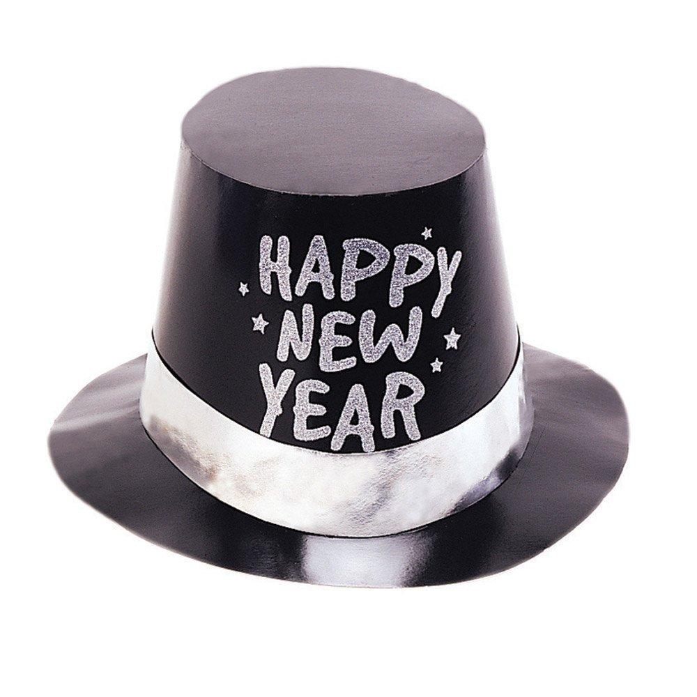New Year clipart top hat Happy Art Download – Art