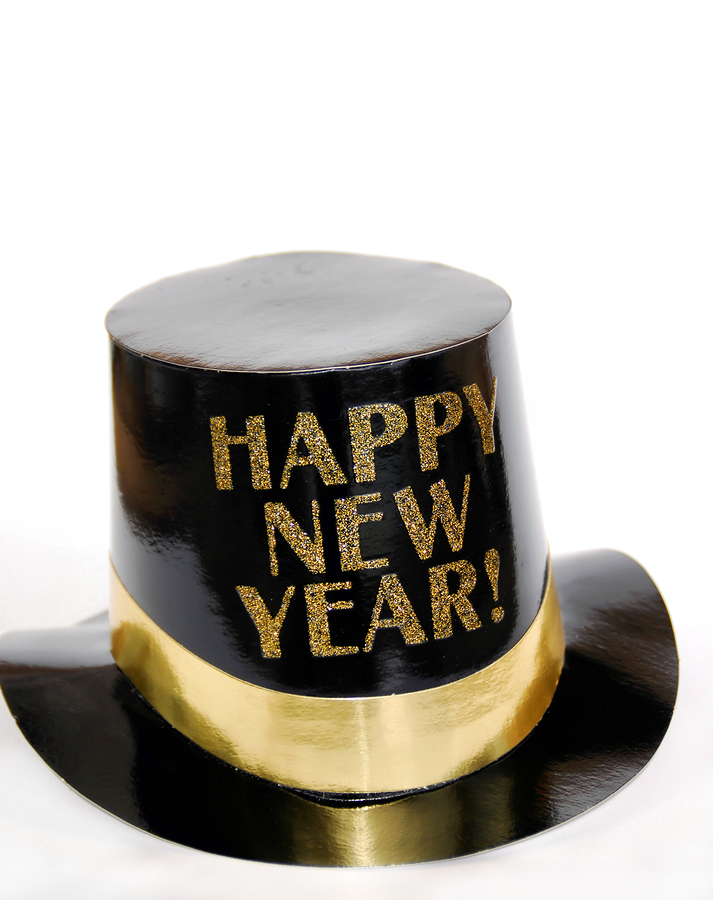 New Year clipart top hat Happy 2278293 jpg  713×900
