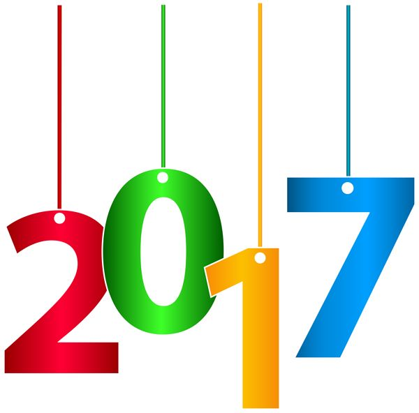 New Year clipart transparent PNG about Hanging Image 23