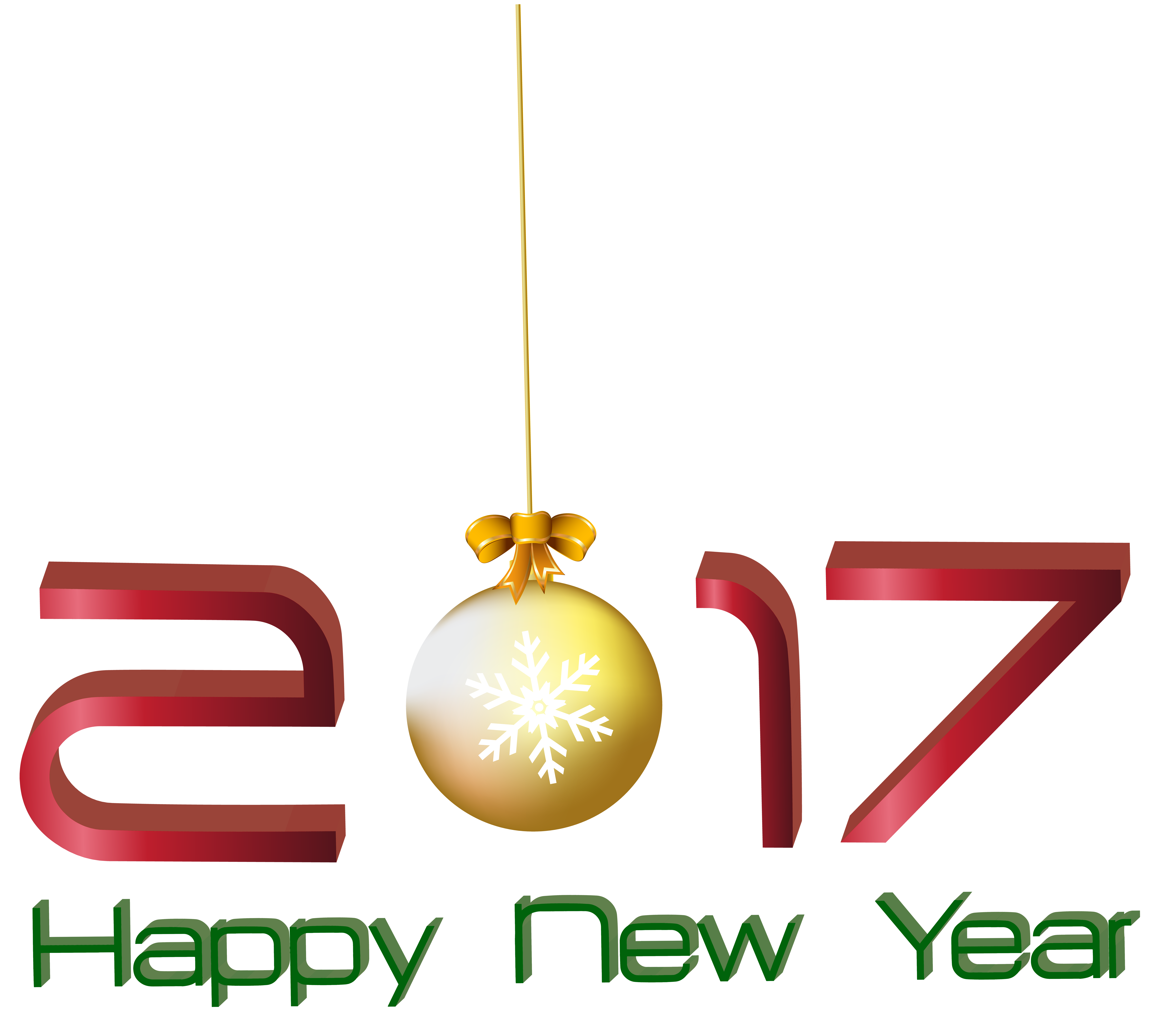 New Year clipart transparent Clip  PNG New is