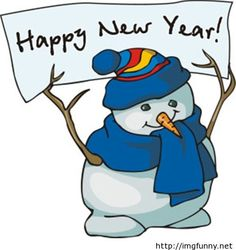 Snowman clipart rock and roll Clip Year Bing Happy art