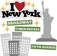 New York clipart Clip Travel City York Travel