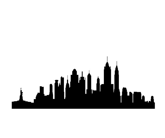 Panorama clipart new york skyline Cliparts Skyline New Inspiration City