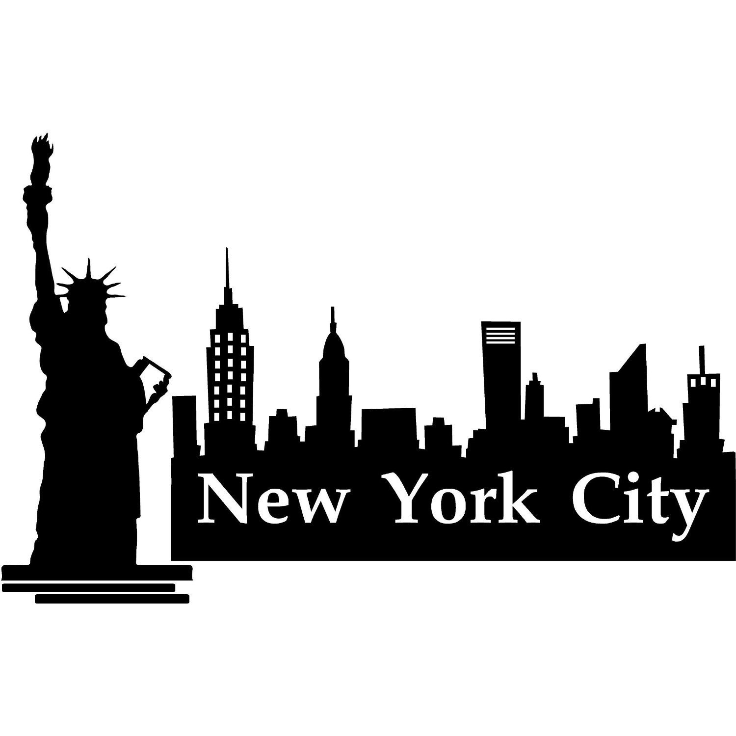 Statue Of Liberty clipart new york city Free saying Of  Clip